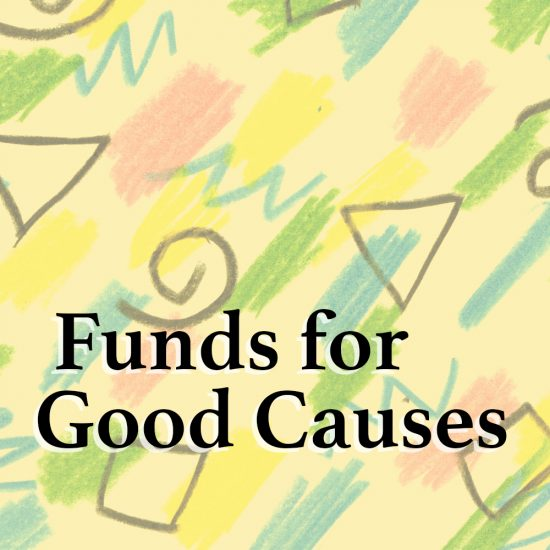 Funds for Good Causes